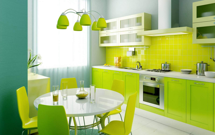 Single Wall Kitchen Design
